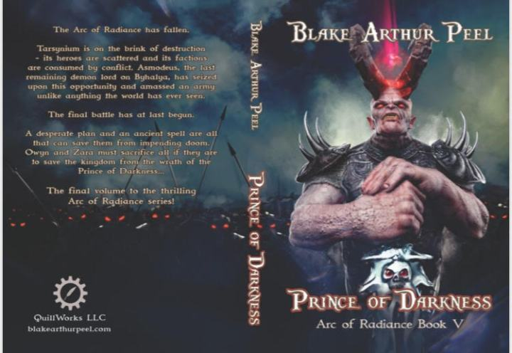 Prince of Darkness Cover